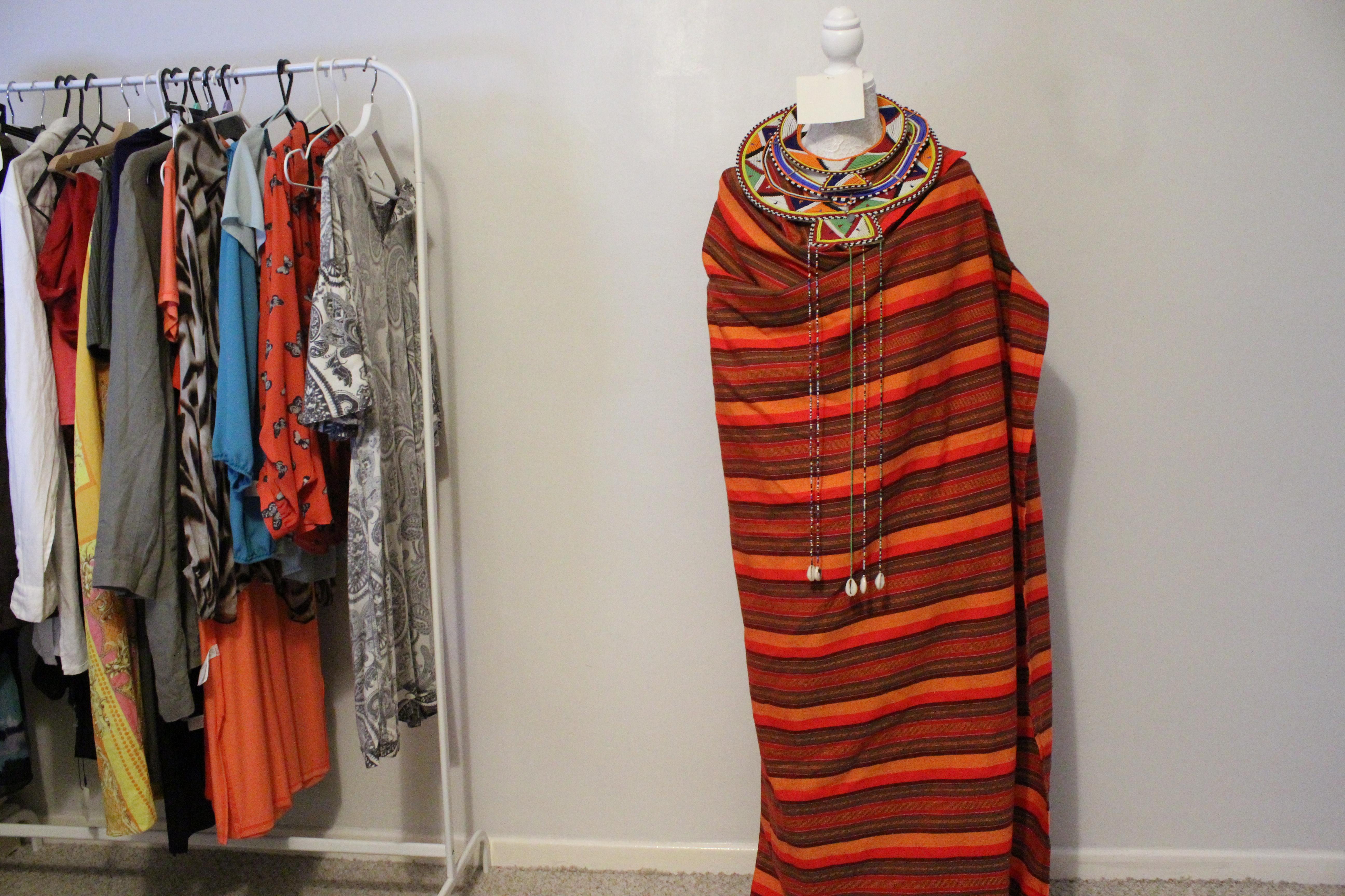 Maasai's Shuka
