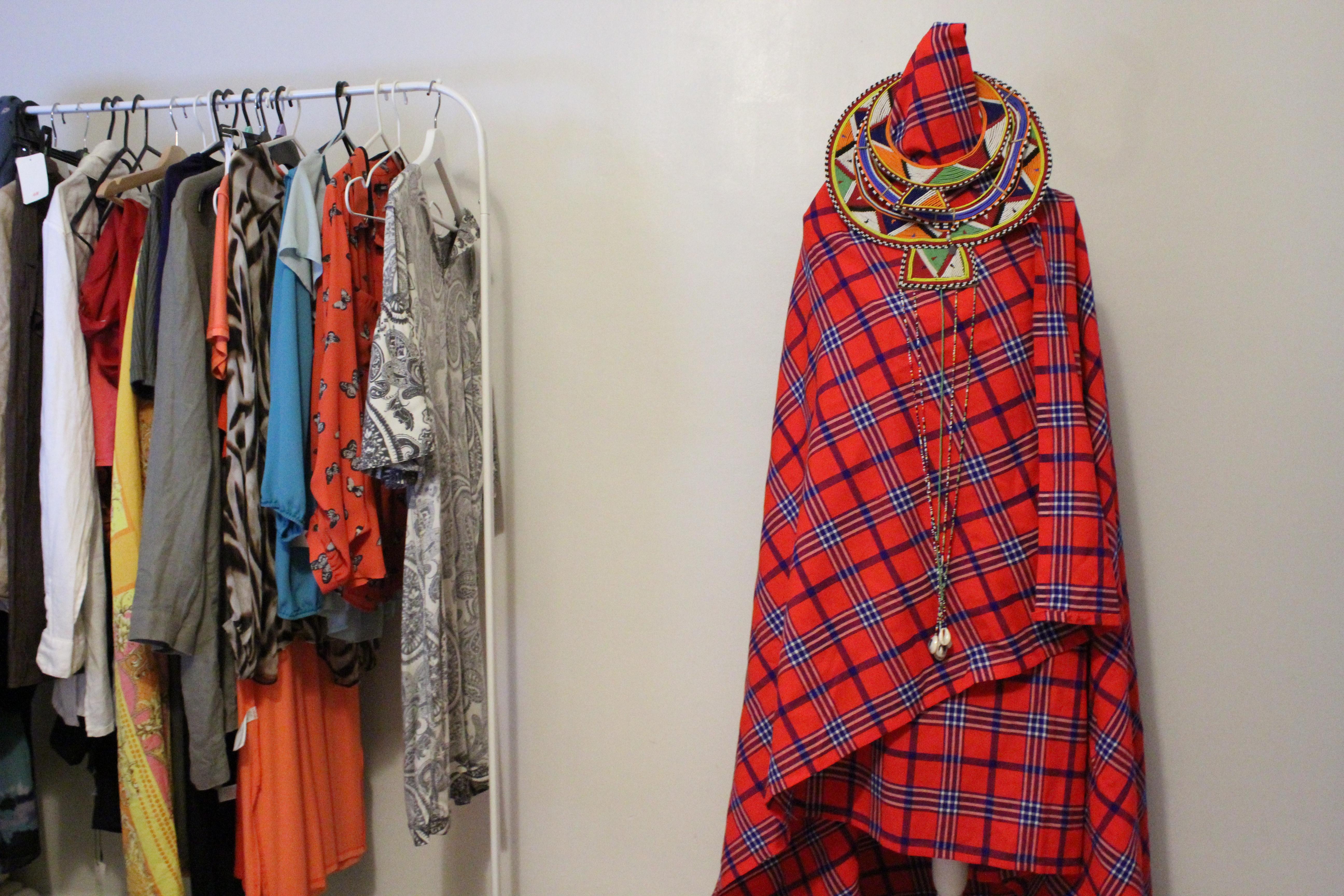 Masai's Shuka