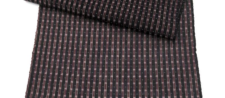 手織り二色縞にポツ絣2.jpg