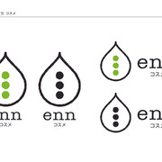 えごま商品の生産販売会社のロゴ制作