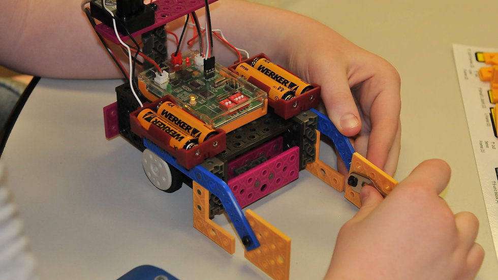 Virtual PM ROBOTs AUG 2-6