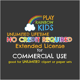 Play Rainbow Kids License Unlimited NCR.