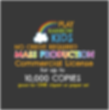 Play Rainbow Kids License NCR Mass Produ