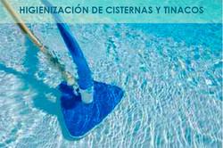 HIGIENIZACIÓN DE CISTERNAS Y TINACOS