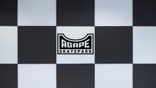 AGAPE SKATEPARK - PRE OPENING SESH