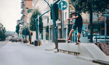 Bs Tailslide _ Stefano Amadio
