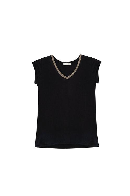 Camiseta Nora Antracita