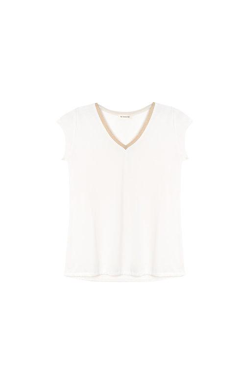 Camiseta Nora Blanca