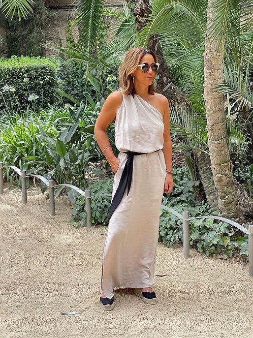 Vestido Alexia Camel