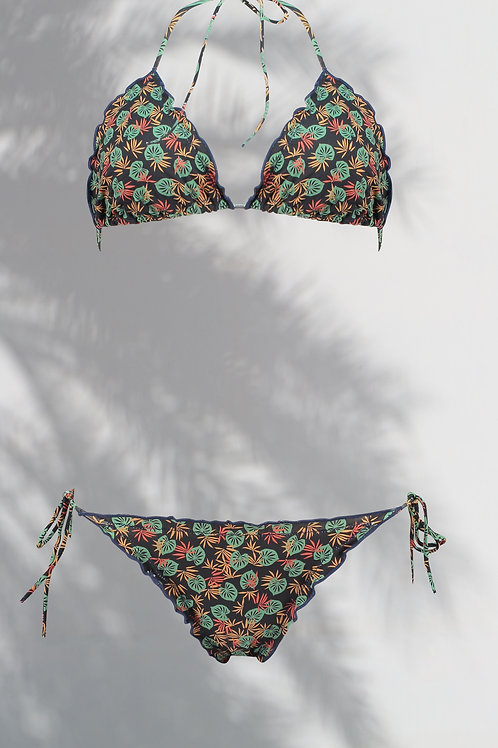Bikini Petra Navy / Green
