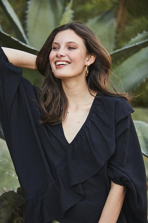 Blusa Camile Negra