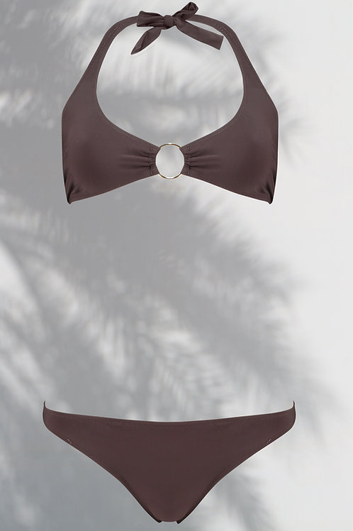 Bikini Violeta Chocolat