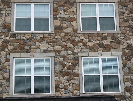 6 and 8 inch window trim