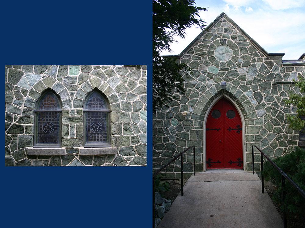 100 Year Old Church