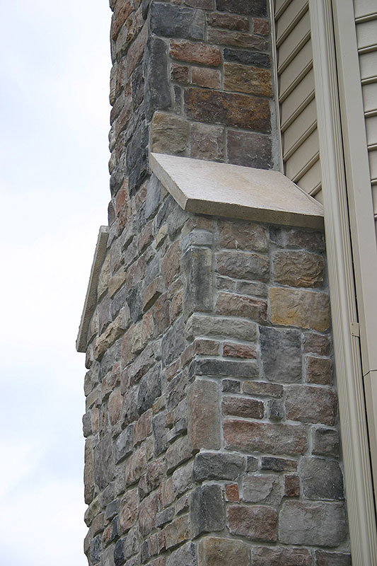 Chimney Shoulder Cap