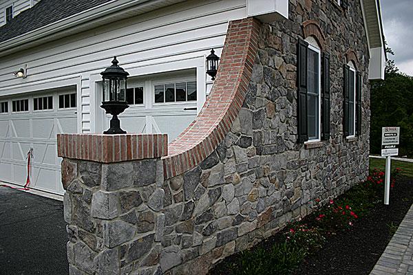 2 inch brick