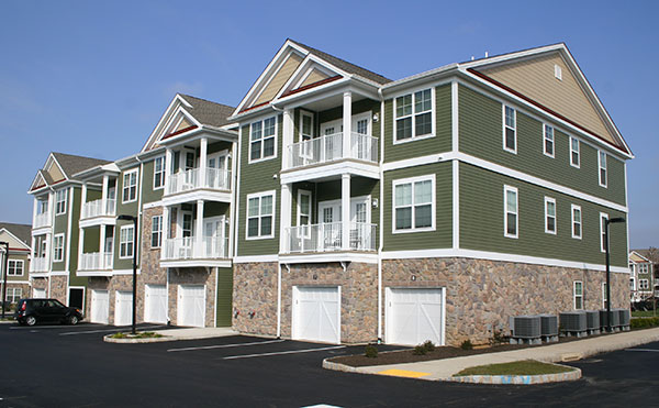 Town Home Development
