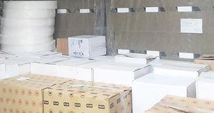 Комплектация и доставка сэндвич панелей