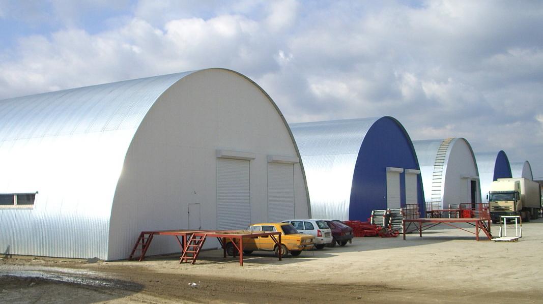 Зернохранилище п. Пестравка