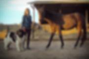 Héloïse Hallier - educateur canine montelimar