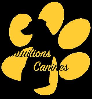 Logo Intuitions Canines - educateur canin montélimar