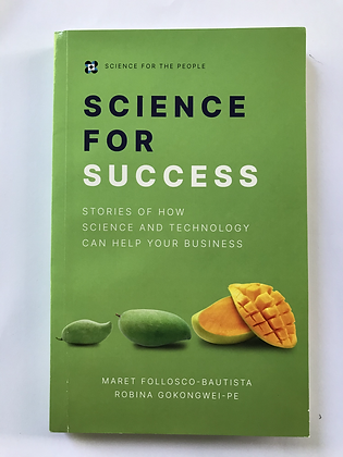 Science For Success: Stories of How Science & Technology Can Help Your Business