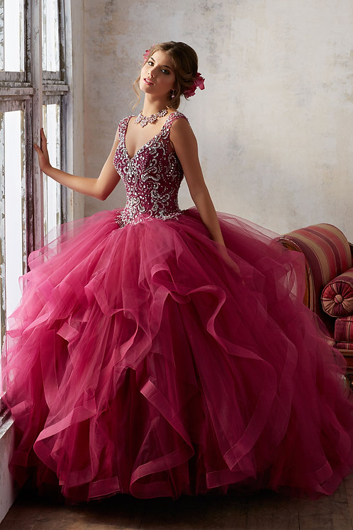 MoriLee Ball Gown