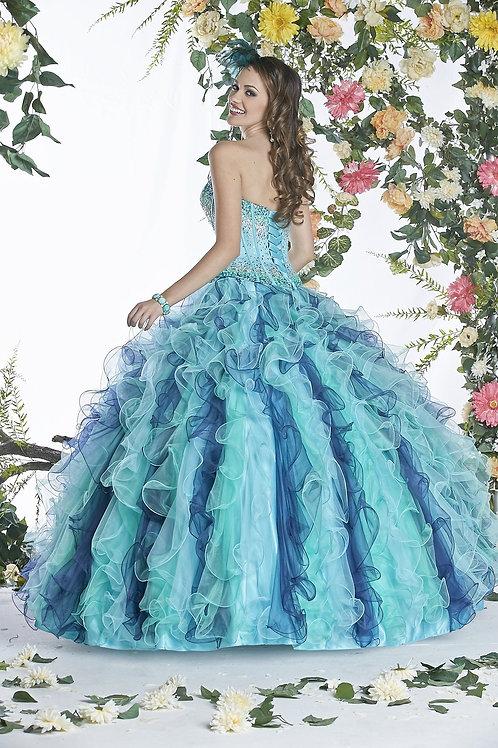 DaVinci Ball Gown