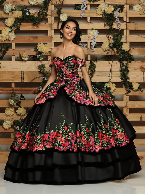 DaVinci Ball Gown