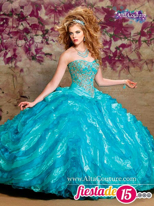 Mary's Ball Gown