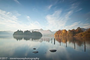 Landscape Photography - Derwent Water, Keswick, Lake District, Cumbria