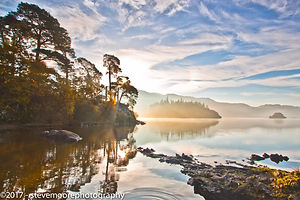 Landscape photography - Friars Crag, Derwent Water, Lake District, Cumbria