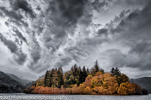 Landscape Photography - Lords Island, Derwent Water, Lake District, Cumbria