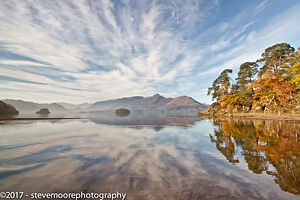Landscape Photography - Friars Crag, Derwent Water, Keswick, Lake District, Cumbria