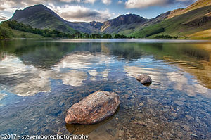 Landscape photography - Buttermere - Lake District, Cumbria