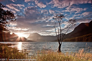 Landscape photography - Buttermere - Lake district, Cumbria.