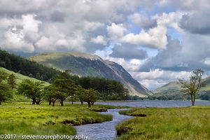 Landscape Photography - High Summer at Buttermere, Lake District, Cumbria
