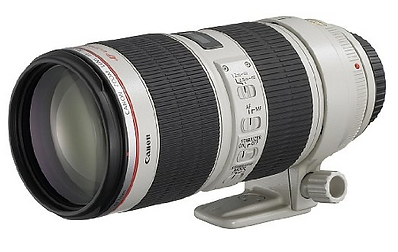 Canon lens 70 200mm zoom