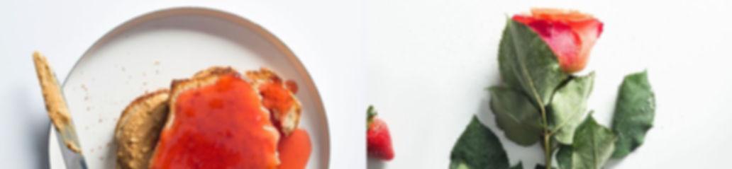 Strawberry Rose Jelly