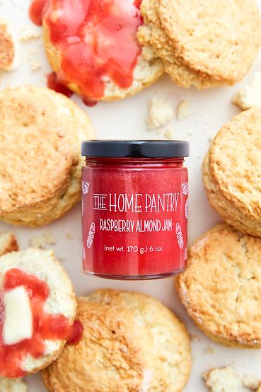 Raspberry Almond Jam
