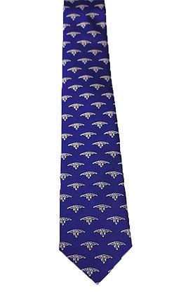 ACA Tie: Blue
