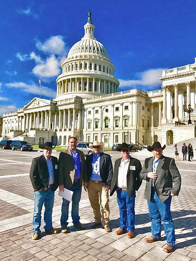 Arkansas Cattlemen in D.C.