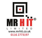 MR H IT REGISTERED TRADEMARK sticker ima