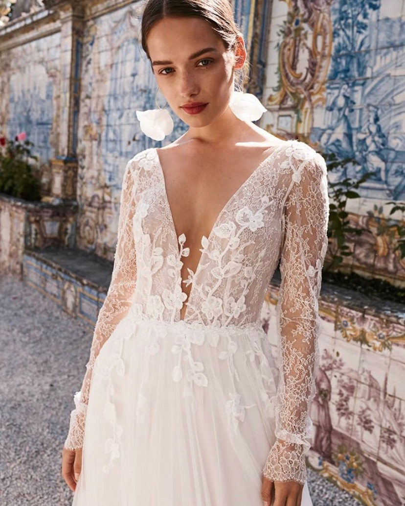 Gorgeous New Line Coming Soon To Grace Bridal
