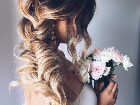 10 Stunning Wedding Hairstyles You Will Die Over!