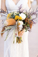 Details from Styled AZ Weddings Magazine