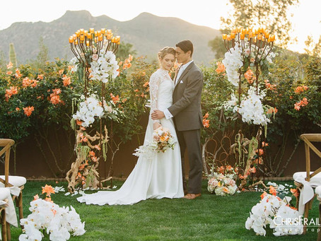 Beautiful Arizona Wedding Venues