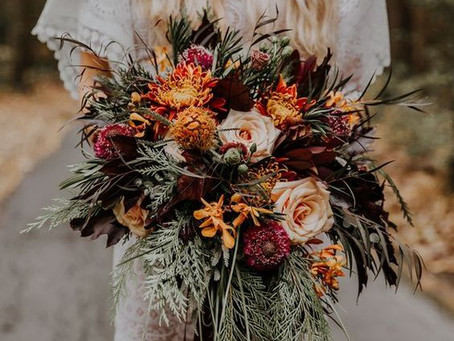 Planning a Festive Fall Wedding