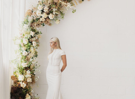 New Designers and Dresses at Grace Bridal
