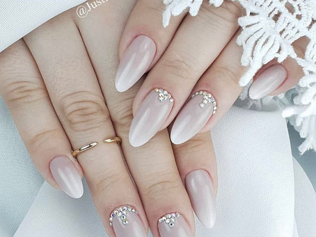 35 Wedding Nail Designs